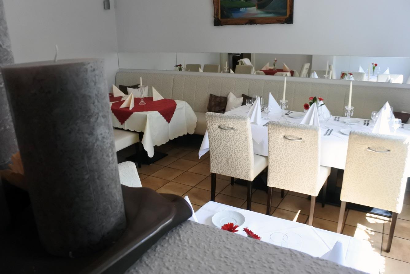 Restaurant Casa Ehrang - Mediterrane Küche